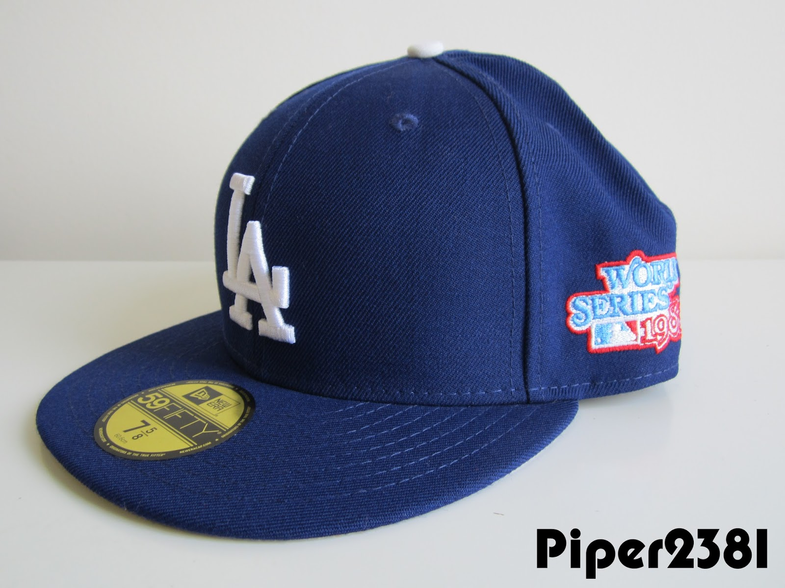 f552b59f139 This hat is part of New Era s World Series patch collection