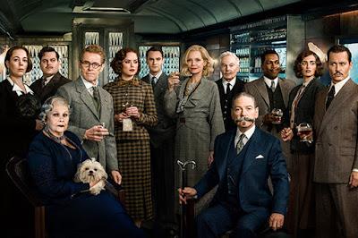 É Oficial, Murder on The Orient Express Terá Uma Sequela