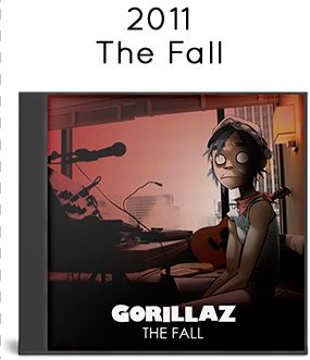 2011 - The Fall (EMI Records)