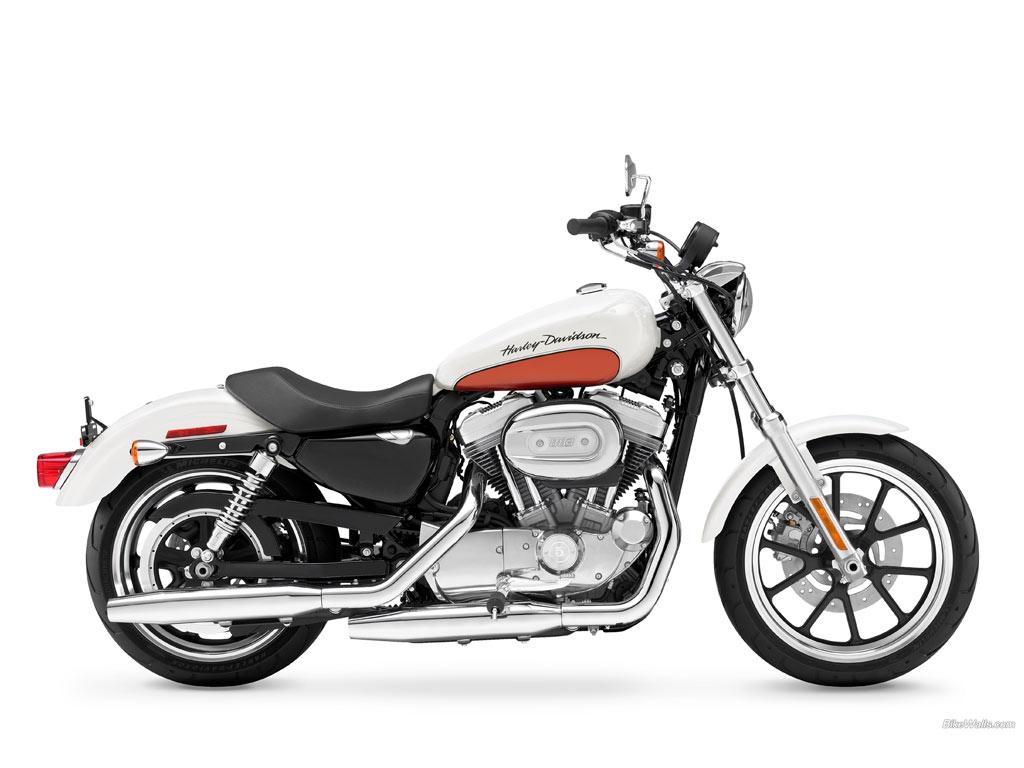 Harley Davidson Sportster Super Low