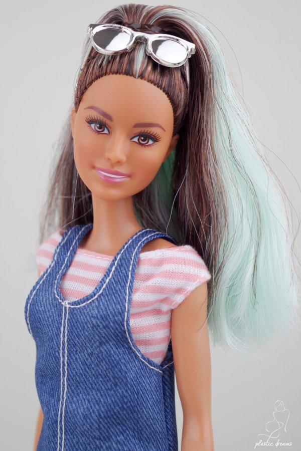 fashionistas barbie doll overall awesome