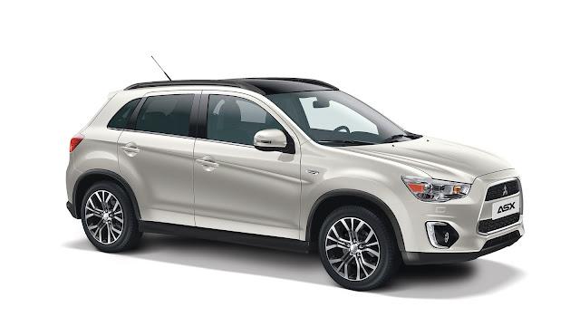 Mitsubishi ASX Modelljahr 2016