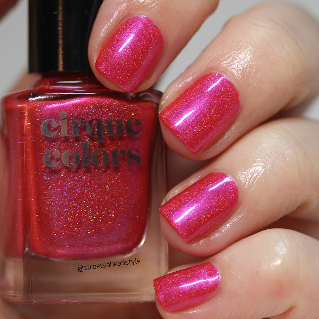 Cirque Colors Killer Kitsch