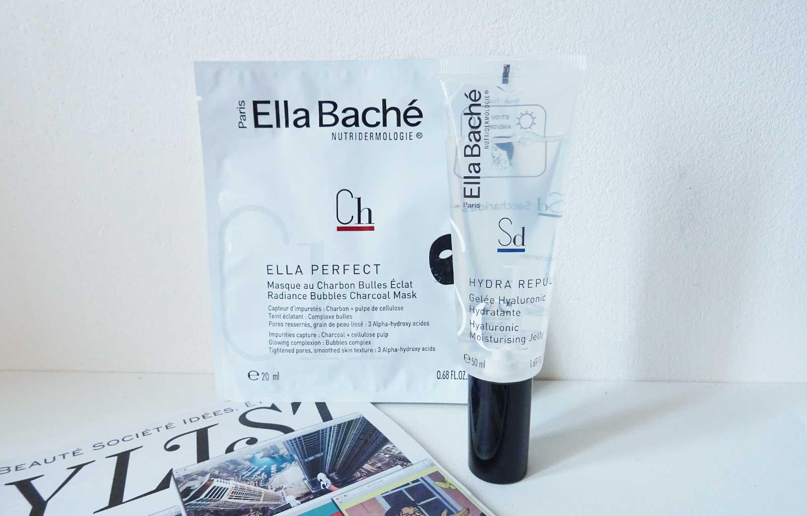 soins visage Ella Baché