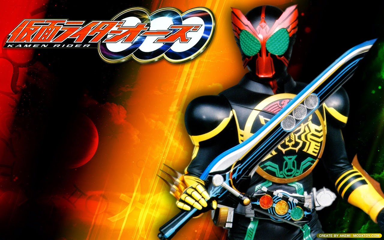 Kamen Rider OOO Tagalog Dub Clip - JEFusion
