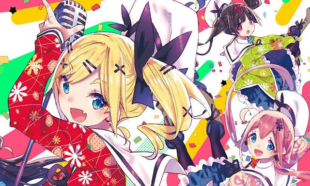 Manga 'Ochikobore Fruit Tart' Mendapatkan Adaptasi Anime!