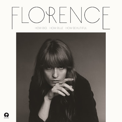 Florence and The Machine, How Big, How Blue, How Beautiful, album cover