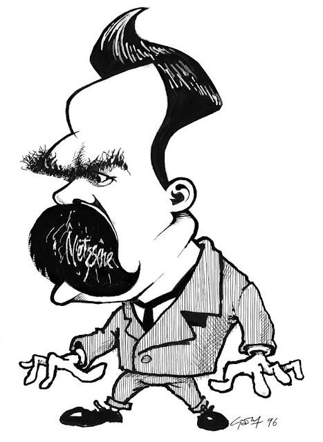 Nietzsche, por Vargas