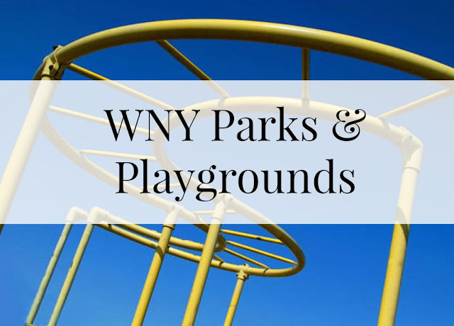Playgrounds & Parks in Buffalo, Rochester