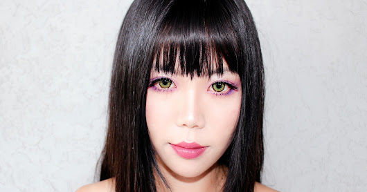 Uniqso Sweety Candy Yellow Circle Lens Review