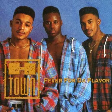 Black Music Community H Town Fever For Da Flavor 1993