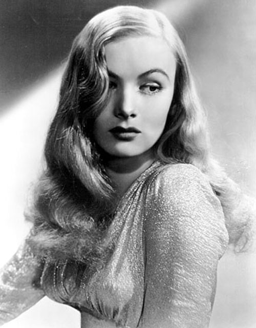 Style Essentials--Veronica Lake Meets Alan Ladd + Iconic Style in