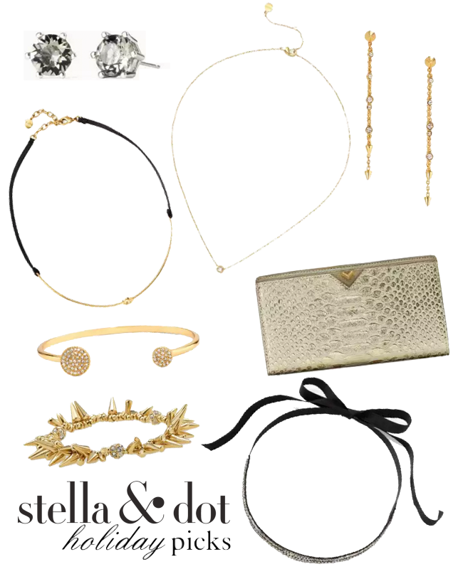 Stella and Dot Holiday Jewelry Picks