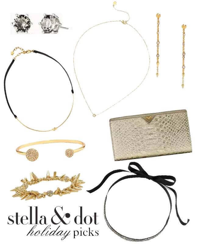 Stella and Dot Holiday Jewelry Picks