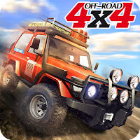 Off Road 4x4 Hill Jeep Driver Mod Apk Terbaru