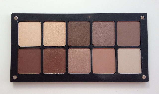 Inglot Eyeshadows - Neutrals