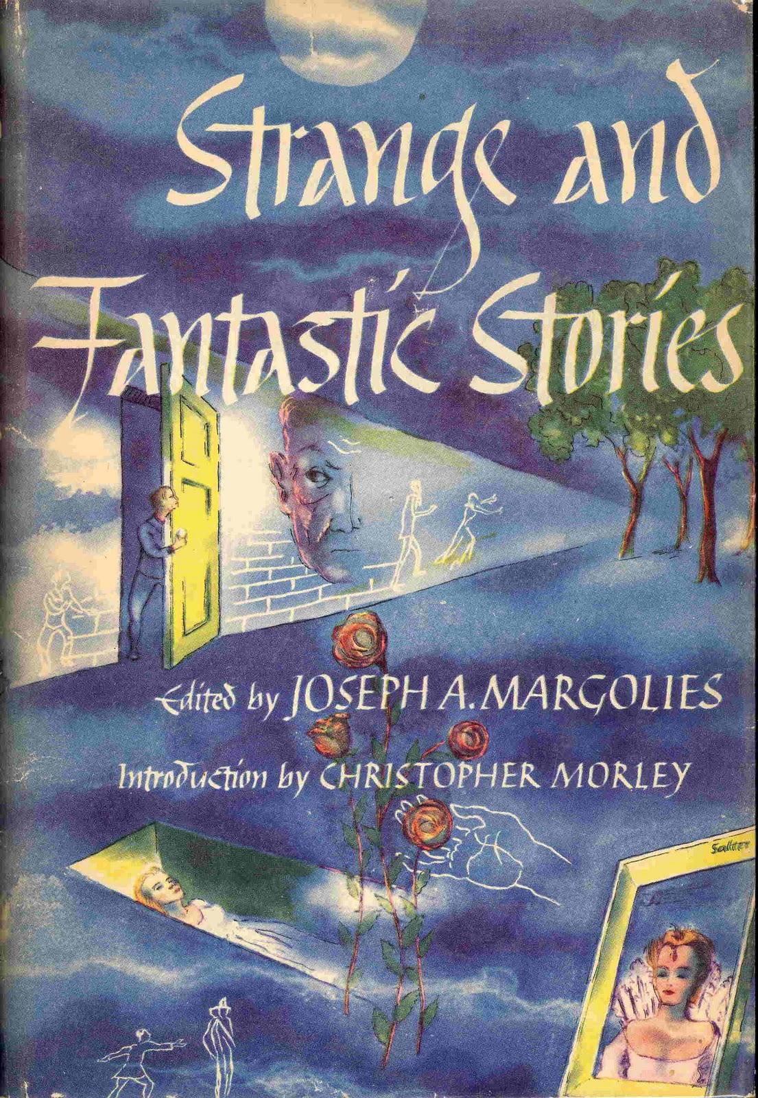 Fantastic Story Magazine 1950 Pulp Comic Books: Lesser-Known Writers: Joseph A. Margolies