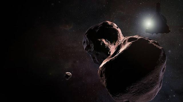 Ultima Thule é o objeto mais distante já explorado