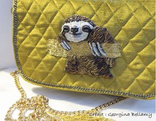 georgina bellamy sloth