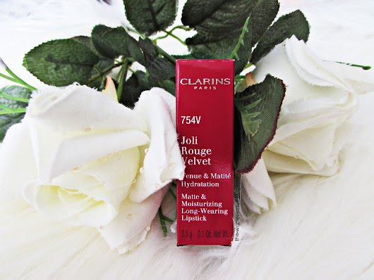 Review: Joli Rouge Velvet 754V - DEEP RED