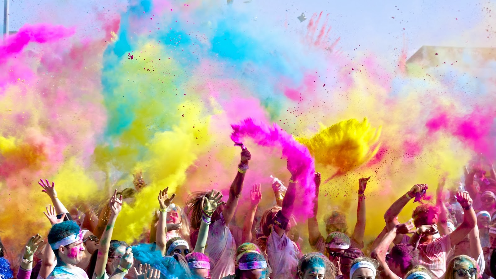 Image result for holi colors
