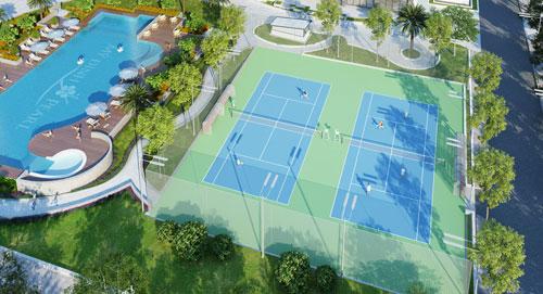 Tennis Mỹ Đình Pearl