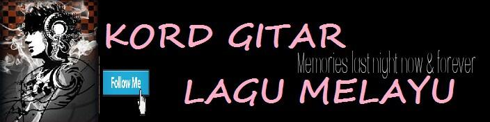 Kord Gitar Lagu Melayu Jinbara Cinta Pantai Merdeka
