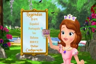 Princesinha Sofia O Banquete Encantado