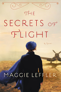 Book Showcase: The Secrets of Flight by Maggie Leffler