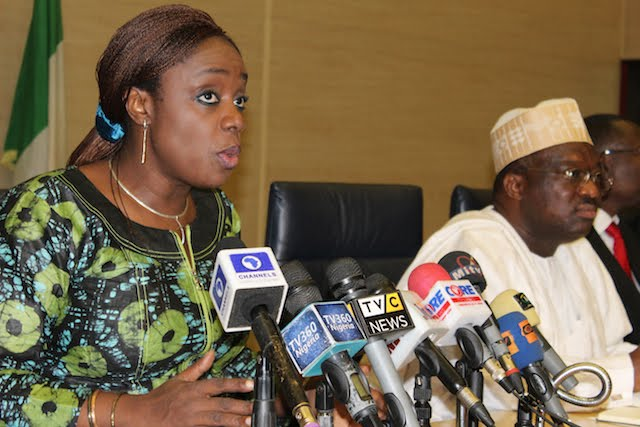 Minister of Finance Kemi Adeosun- I never said anything derogatory about the Igbos