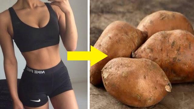 هل يمكن تناول البطاطا المسلوقة لانقاص 5 كيلو في اسبوع؟