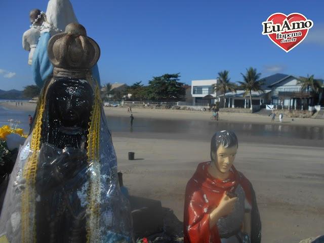 Santuário a beira mar