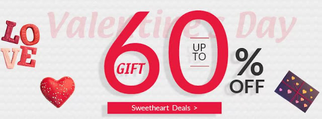 Rosegal's Valentine Promotions