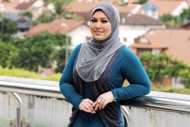 "5 Selebriti Malaysia Ini Pernah ""Gemuk"" Dan Banyak Makan, Tetapi Sekarang Persis Model International! No.3 : Mesti Anda Tak Percaya, Artis Ini Gemuk??"