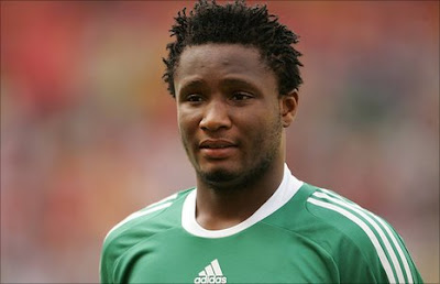 'Nigeria beating Brazil at Atlanta 96 inspired me to become a footballer' - Mikel Obi