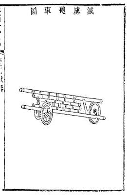 Ming Chinese organ gun