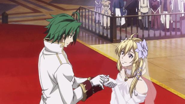 Grancrest Senki - Daftar Anime Romance Ending Menikah