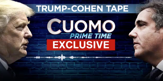 CNN obtains Secret Trump-Cohen tape