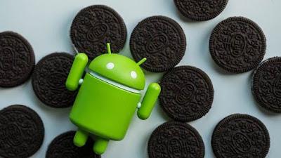 OS Android 8.0 Oreo