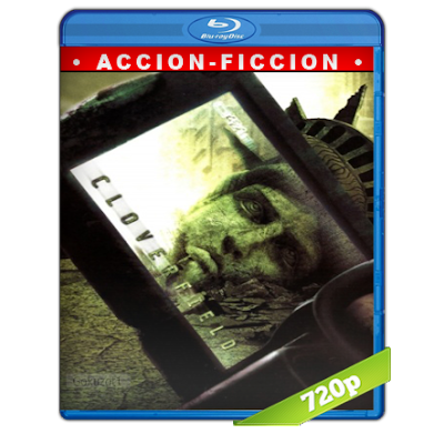 Cloverfield Monstruo (2008) BRRip 720p Audio Trial Latino-Castellano-Ingles 5.1