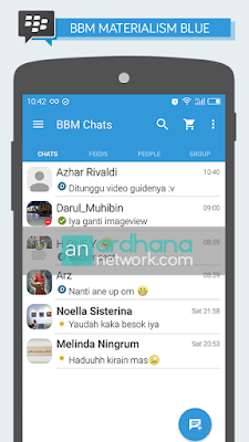 BBM Materialism Blue Beta V2.13.0.22