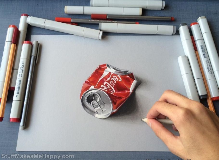 Hyper-Realistic Drawings of 19-Year-Old Boy Sushant Sushil Rane from India