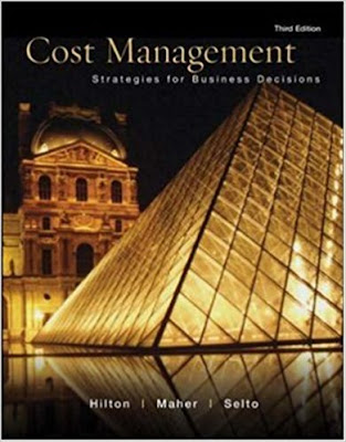 Cost Management: Strategies for Business Decision