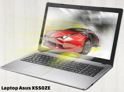 laptop asus 5 jutaan x550ze