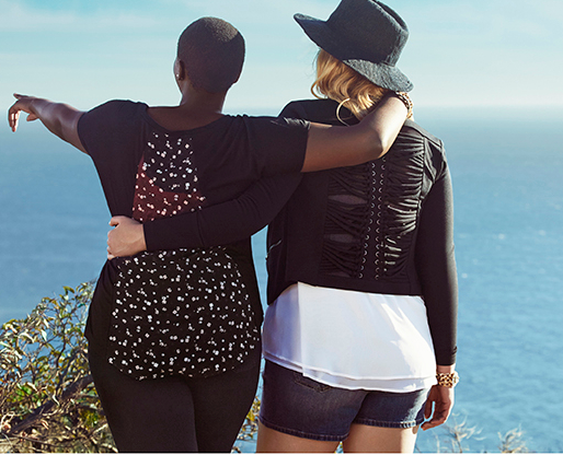 Torrid Spring 2015 Lookbook