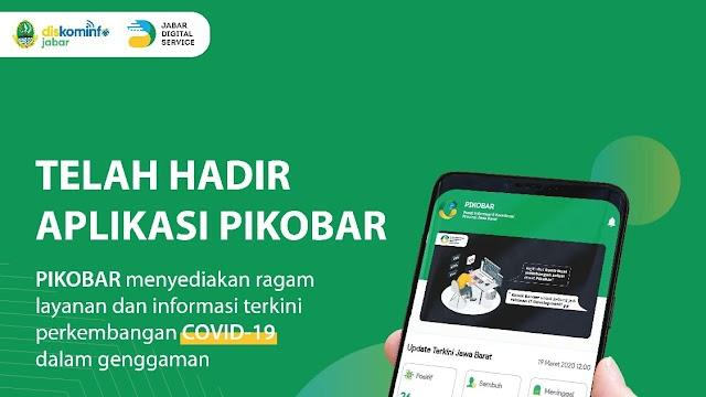 Aplikasi PIKOBAR: Warga Jabar Bisa Cek Kesehatan Lewat Fitur Periksa Mandiri