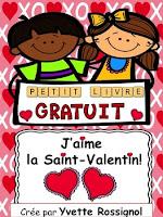 https://www.teacherspayteachers.com/Product/Petit-livre-pour-La-Saint-Valentin-French-French-immersion-emergent-reader-2342734