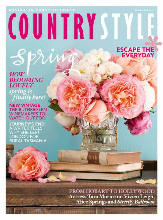 Buttercup Bungalow: Cover Stories: Country Style Magazine