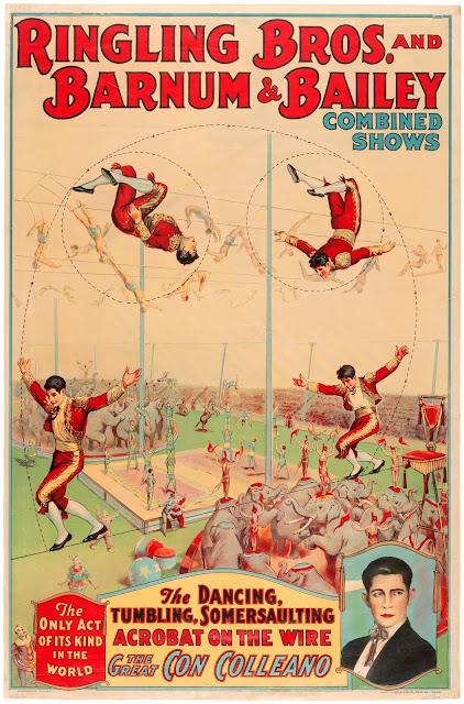 Affiches de cirque 002
