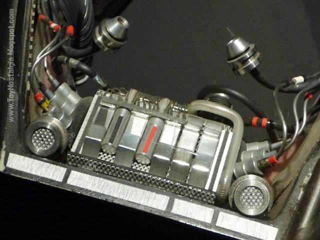 """Darth Vader modulador de voz  """"Episodio VI - The Return Of the Jedi""""  (STAR WARS - The Exhibition)"""